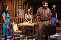 <i>Hope: Part II of A Mexican Trilogy</i> shows the 1960s through the eyes of an immigrant family
