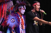 Sicangu Lakota rapper Frank Waln chronicles the sounds of the seventh generation rising