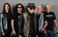 UFO celebrate 50 years of rock on their Last Orders tour