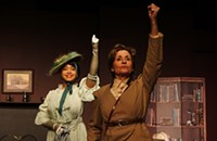 <i>The Suffrage Plays</i> swaddles social commentary in satire