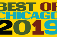 [PRESS RELEASE] <i>Chicago Reader</i> announces Best of Chicago Awards and Celebration
