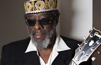 Subversive guitar god James Blood Ulmer plays a rare Chicago show