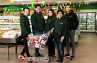 The city's first Thai supermarket in 12 years is open