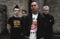 Political punk stalwarts Anti-Flag take Trump to task on their upcoming album