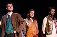 <i>The Mystery of Edwin Drood</i> provides a music-hall take on Charles Dickens