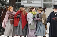 Greta Gerwig celebrates feminism with <i>Little Women</i>
