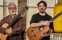 Goran Ivanovic and Fareed Haque make classical guitars dance