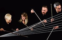 Spektral Quartet bring a mind-expanding program (and Julia Holter) to the Music Box