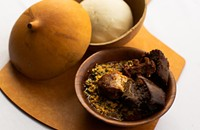 Julia Gham is the Powerhouse of West African cuisine