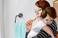 Motherhood changes you—and your art