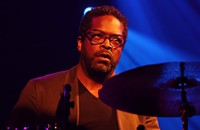 Jazz drummer Gerald Cleaver explores electronica on <i>Signs</i>