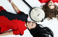 Wu Fei and Abigail Washburn bring China and Appalachia together