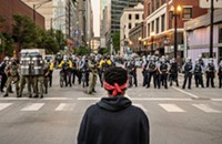 The front lines of police brutality