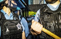 Cops appear to violate use-of-force rules dozens of times at protests