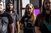 New York metal outfit Pyrrhon confront our harrowing reality on <i>Abscess Time</i>