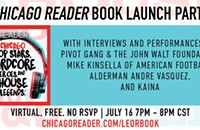<em>Chicago Pop Stars, Hardcore Heroes, and House Legends</em> Book Launch Party