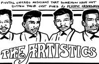 The Artistics belong in the top tier of Chicago soul and R&B