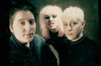 No-wave luminaries the Scissor Girls give their 1992 demo its first-ever vinyl release