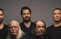 Turkish psych legends Moğollar revitalize songs from their extensive catalog on <i>Anatolian Sun</i>
