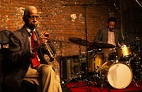Roscoe Mitchell and Mike Reed unearth the sonic alchemy of a live duo set from 2015