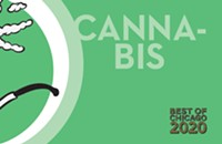 Cannabis poll winners