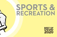 Sports & Recreation poll winners