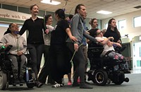 Chicago Inclusive Dance Festival offers a base of support for dance and life