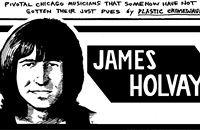 James Holvay helped create Chicago's famous horn-rock sound in the 1960s