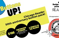 Come back Monday, August 2, to vote in our Button Design Contest in partnership with Busy Beaver Button Co