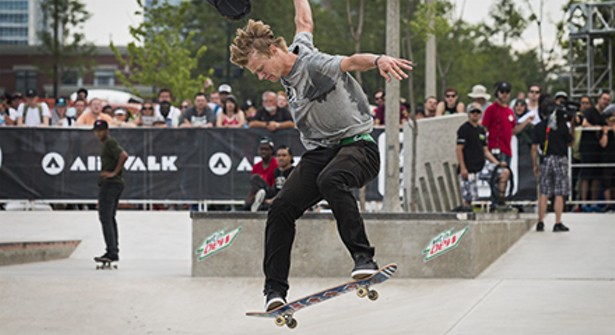 Dew Tour comes to Chicago after a 5 year hiatus 6/20-21