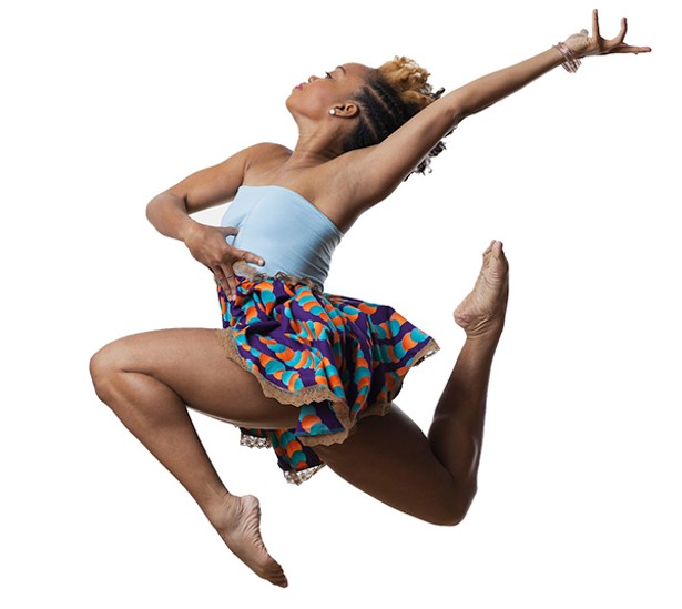 Dance Provocateur Camille A Brown Explores Stereotypes