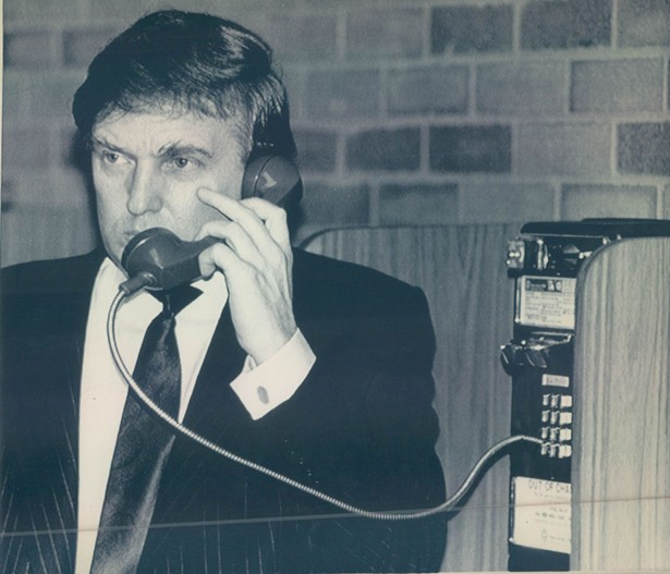 Donald Trump's connection to Gary