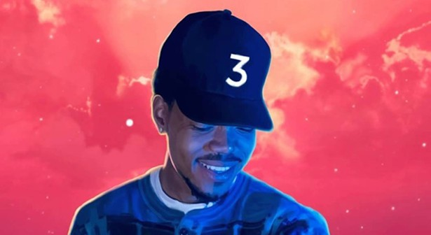 chance the rapper coloring book teaser