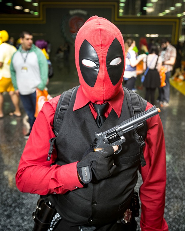 Cosplay at ACEN, May 20-22, 2016