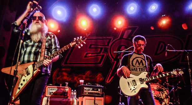 Eagles of Death Metal, Thelma and the Sleaze at Metro, May 25, 2016