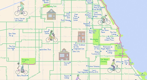 The Mellow Chicago Bike Map: Our guide to the lowest-stress ...