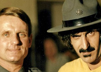 Frank Zappa was so left, he was right