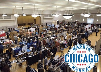 Made in Chicago Holiday Market 2016