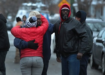 Forty people were shot over the weekend despite bitter cold and snow, and other Chicago news