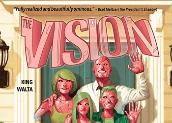 The heartbreaking tale of the Visions was the best comic of 2016