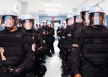 Police in Chicago Public Schools operate with no special training and little oversight