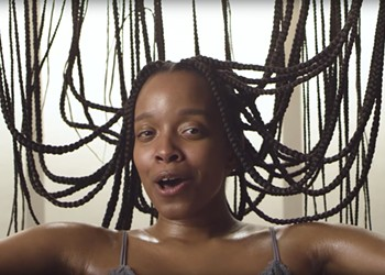 Jamila Woods's video for 'Holy' embodies black self-care