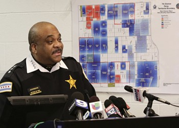 Chicago's 'clusters' of unsolved strangling deaths near Washington Park and Garfield Park, and other news