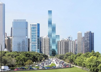 Chinese billionaire puts the Vista Tower up for sale, and other Chicago news
