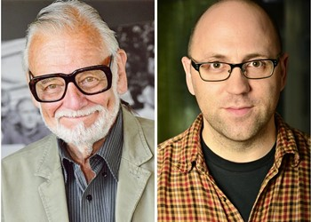 Chicago author Daniel Kraus to finish George A. Romero's final zombie novel