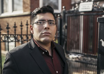 Why did Carlos Ramirez-Rosa get kicked out of the City Council's Latino Caucus?
