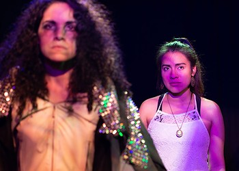 """Caridad Svich attempts a """"graphic novel for the stage"""" with <em>De Troya</em>"""