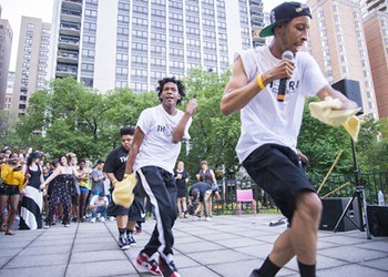 Chicago's footwork community takes center stage at the MCA