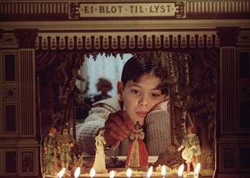 Warped for life by <i>Fanny and Alexander</i>