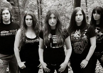 Death-doom forerunners Derketa cast their dark, metallic sound on Chicago